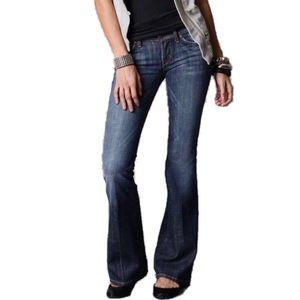 COH Low Waist Flair Ingrid #002 Jeans